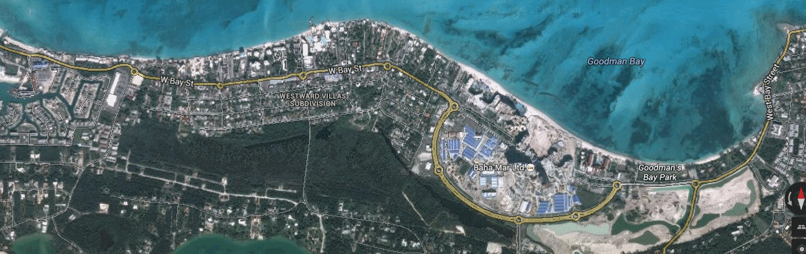 New Providence Cable Beach and BahaMar Properties