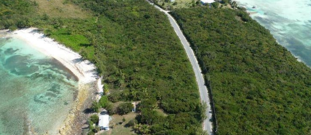 Sawyer Cay Six Acre Parcel With Beach